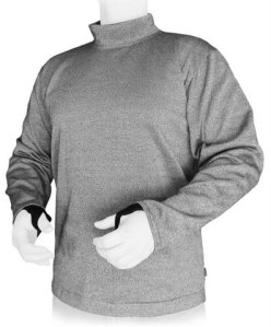 PPSS Cut Resistant Sweatshirts - Turtleneck Model